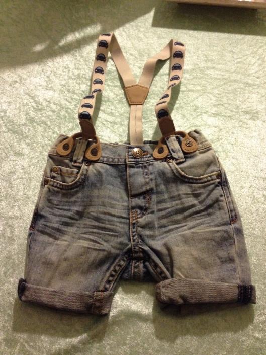 Seje bukser til Lillemanden.