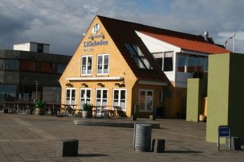 Restaurant Lilleheden i Hirtshals