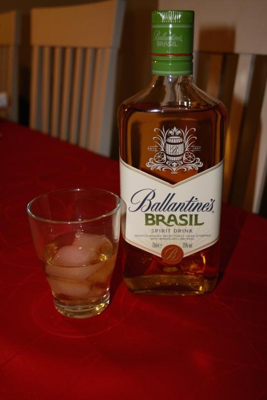 Ballantine's Brasil Wisky