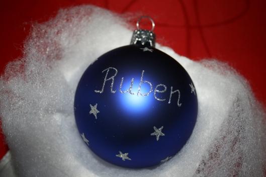 Julekugle fra JuleRosen.