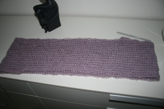 Infinity halstørklæde.