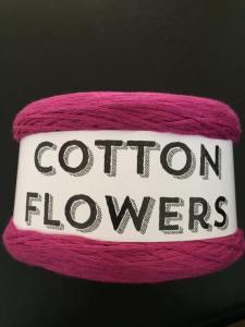 Cotton flowers garn.