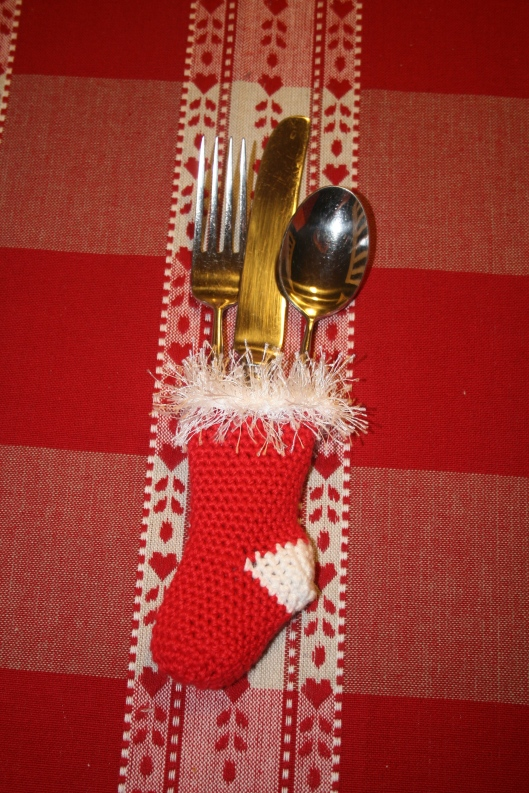 Bestik julesok efter Filihunkat's opskrift.