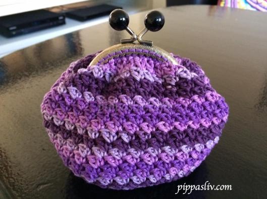 Lille taske til alle de små ting man har i sin taske.