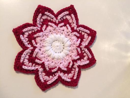 In Bloom CAL fra Mijo Crochet.